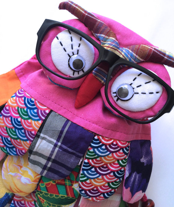 Wise Owl Toddler Backpack