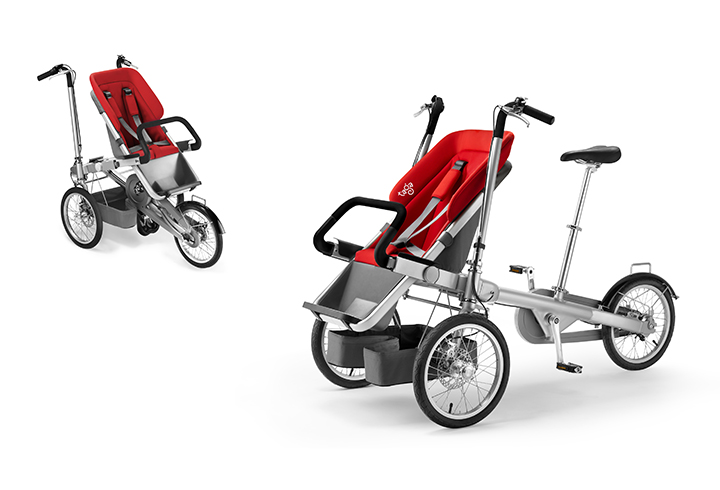 Taga Bicycle Stroller
