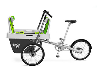 Taga Bicycle Stroller Version 2.0