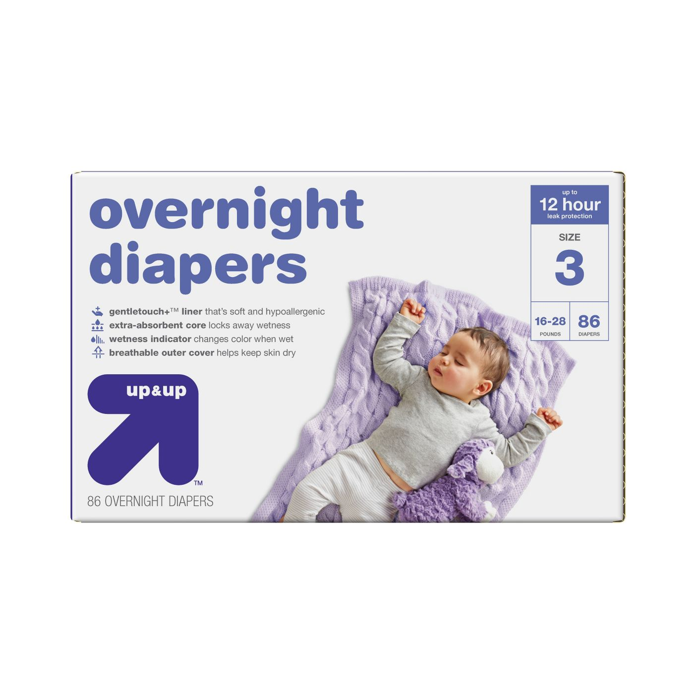 Target Overnight Diapers