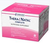 TheraNatal Complete Prenatal Vitamin + DHA
