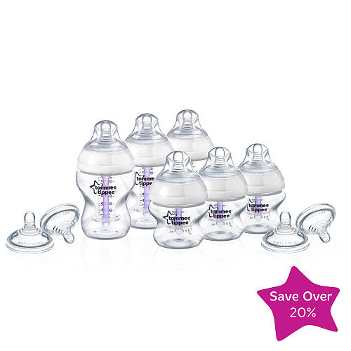 Tommee Tippee Closer to Nature Anti-Colic Newborn Starter Set