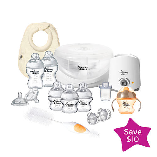 Tommee Tippee Closer to Nature All in One Starter Set