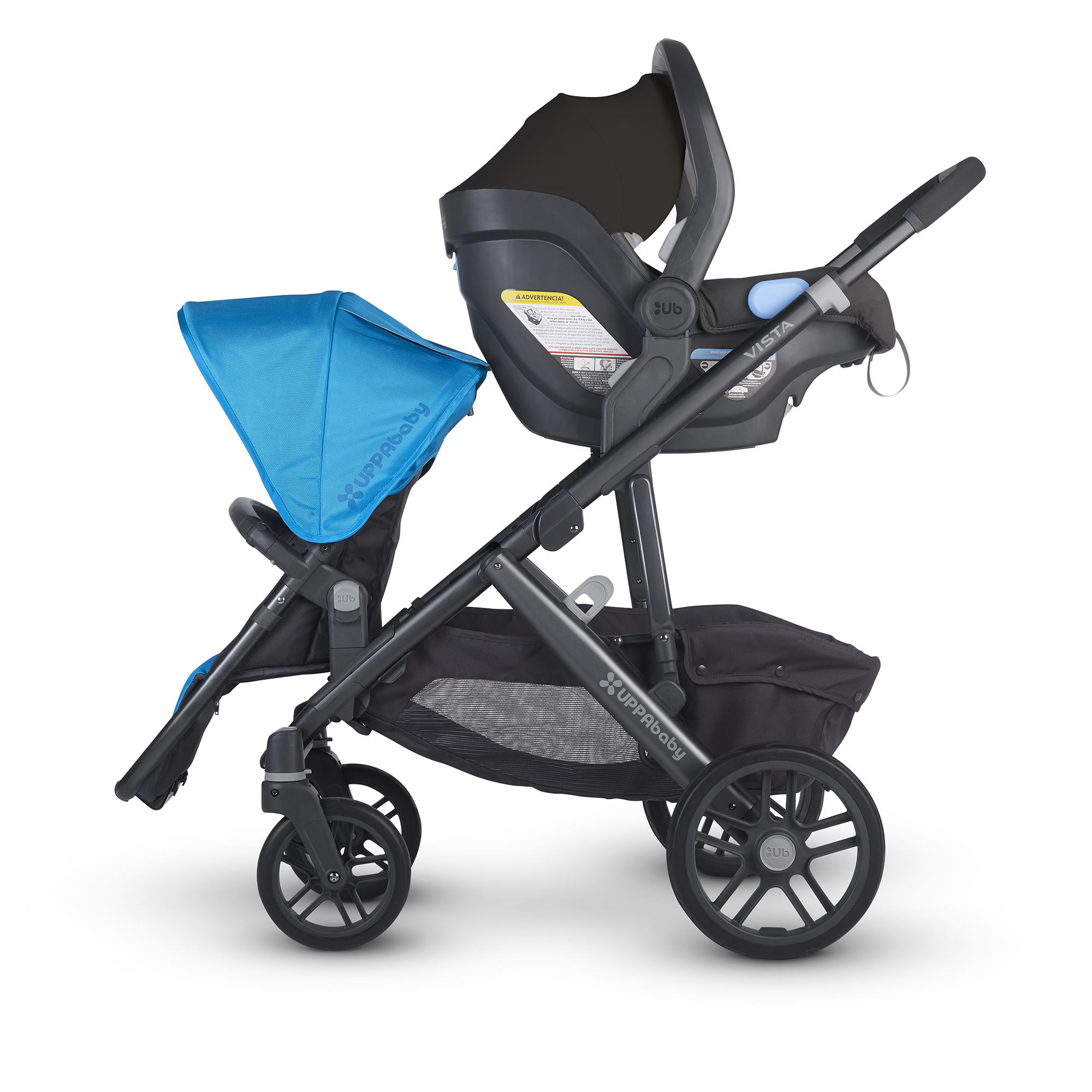 Uppababy Vista Stroller Reviews Best Full Size Strollers