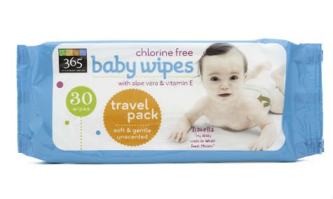 Whole Foods 365 Baby Wipes