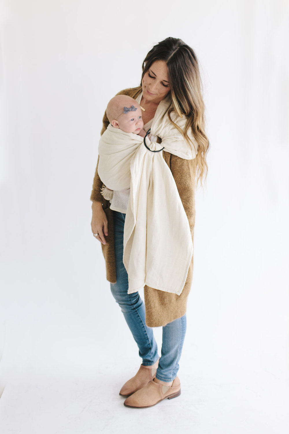 Wildbird Double Linen Ring Sling
