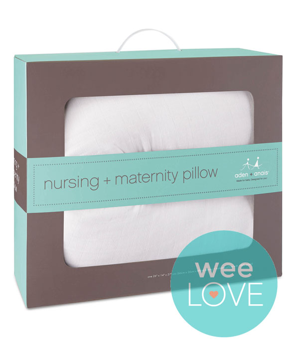 aden + anais Nursing Pillow