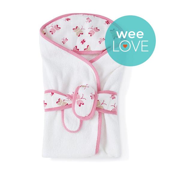 aden + anais Baby Bath Wraps