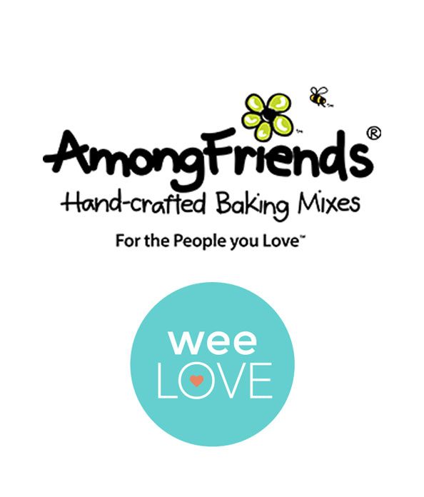 Among Friends Baking Mixes