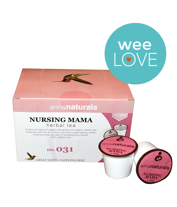 Anna Naturals Nursing Mama - K Cups