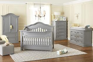 Baby Appleseed Millbury Crib