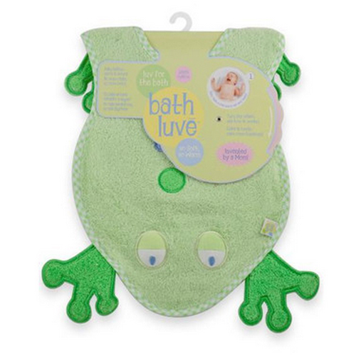 Just Born Bath Luve Towel