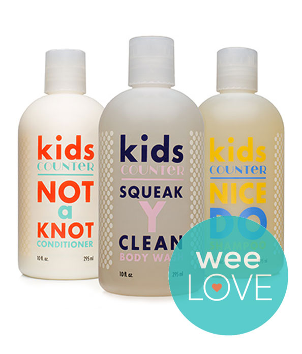 BeautyCounter Kid's Shampoo & Body Wash