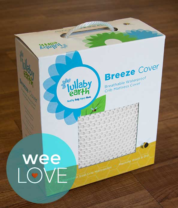 Breeze Breathable Washable Mattress Pad