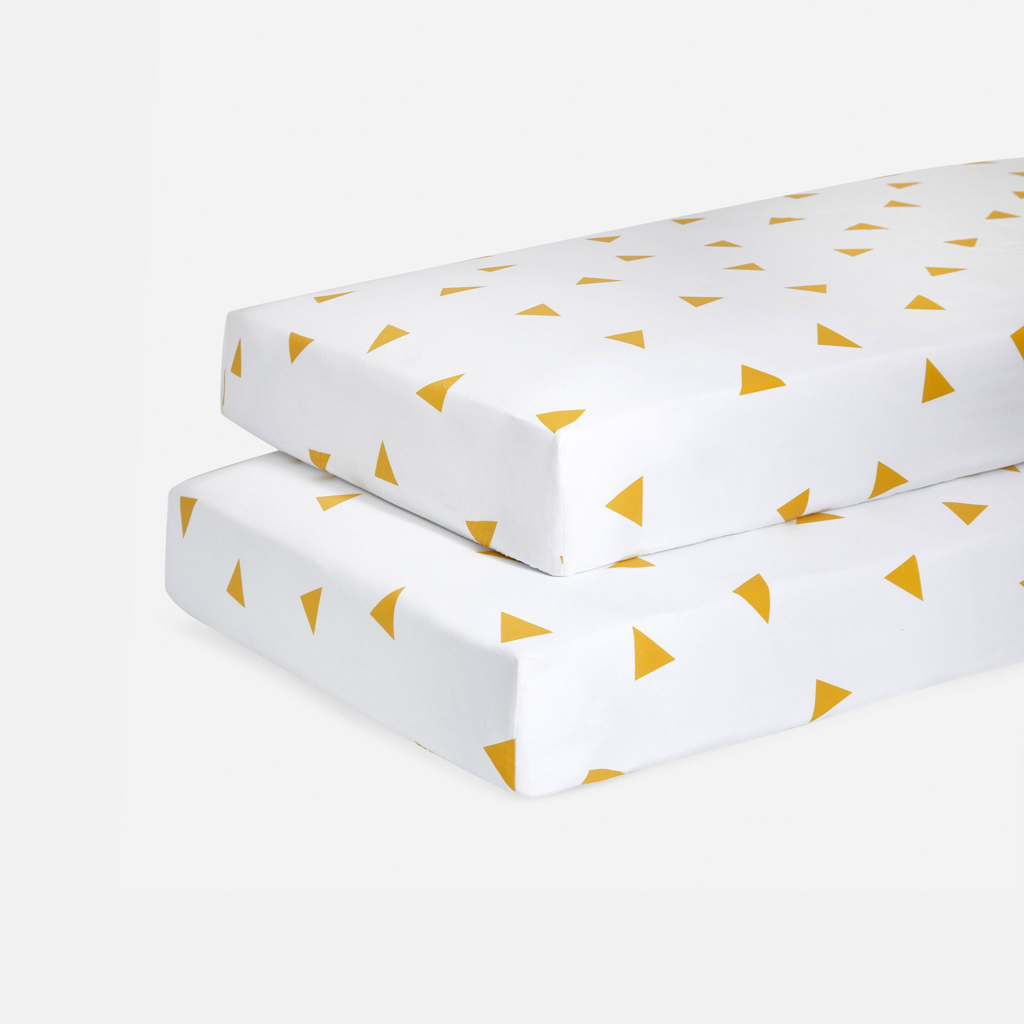 Brooklinen Mini Crib Sheets