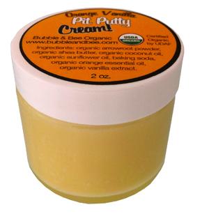 Bubble and Bee Cream Deodorant