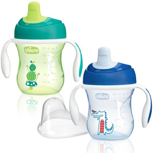 Chicco Semi-Soft Spout training cups