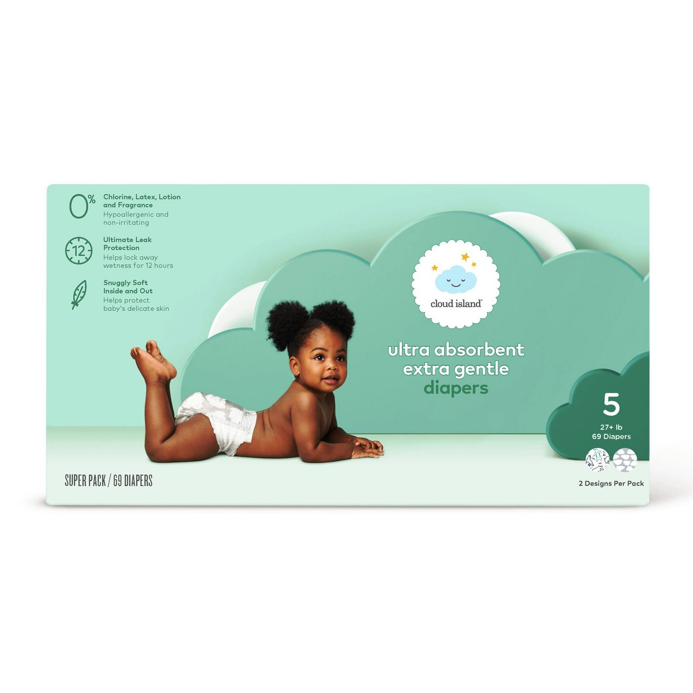 Cloud Island Diapers