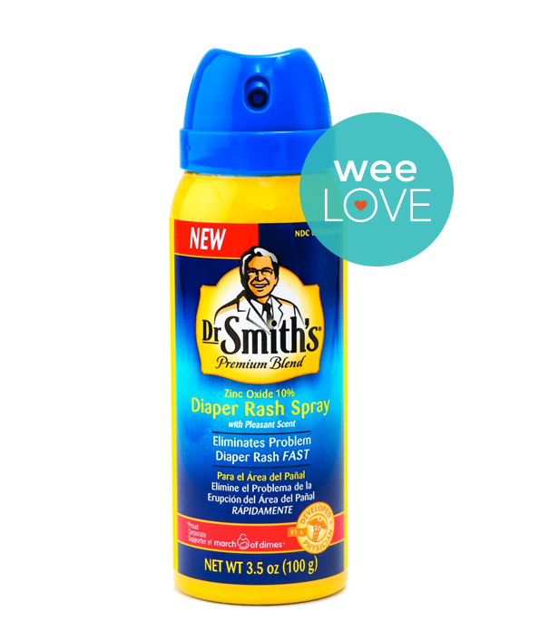Dr. Smith's Diaper Rash Spray