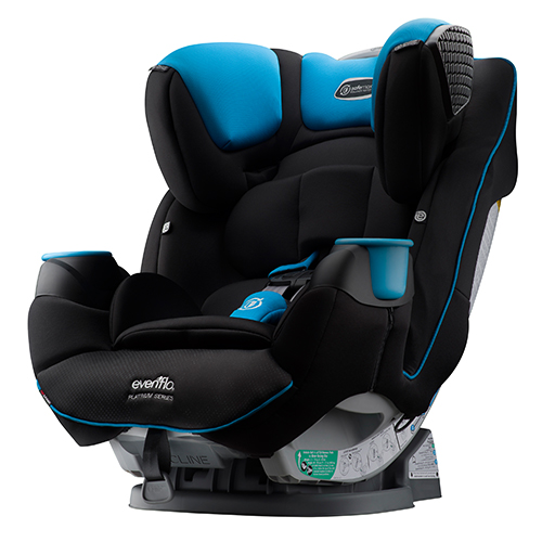 Evenflo Platinum SafeMax All-In-One Car Seat