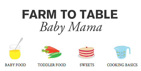 Farm to Table Baby YouTube Videos
