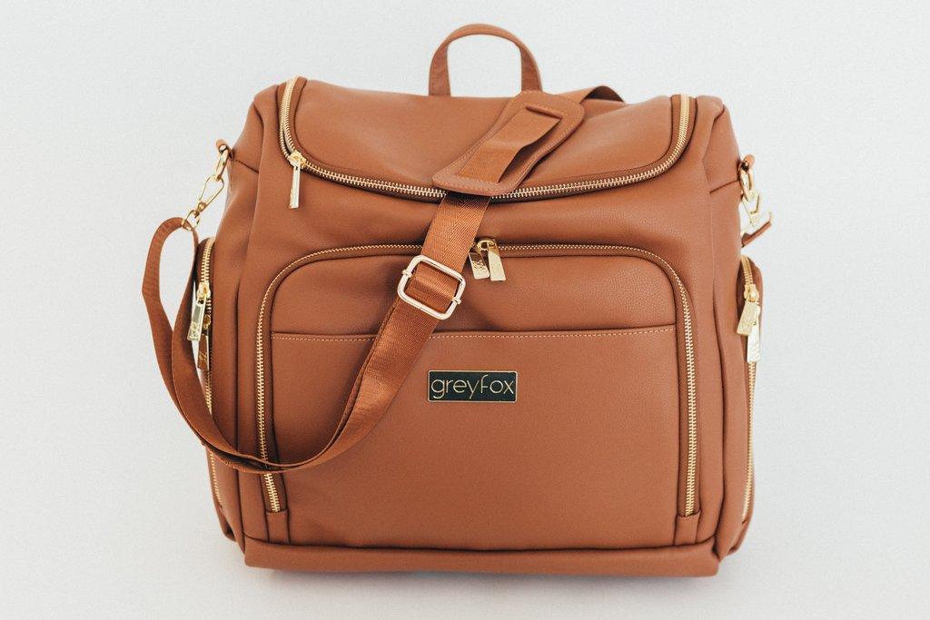 Greyfox Diaper Bag