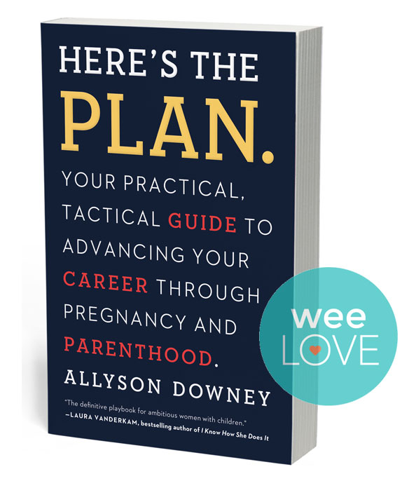 Here's the Plan: Your Practical Tactical Guide to Advancing Your Career During Pregnancy and Parenthood