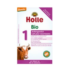 Holle Formula Organic Infant First Milk Stage 1