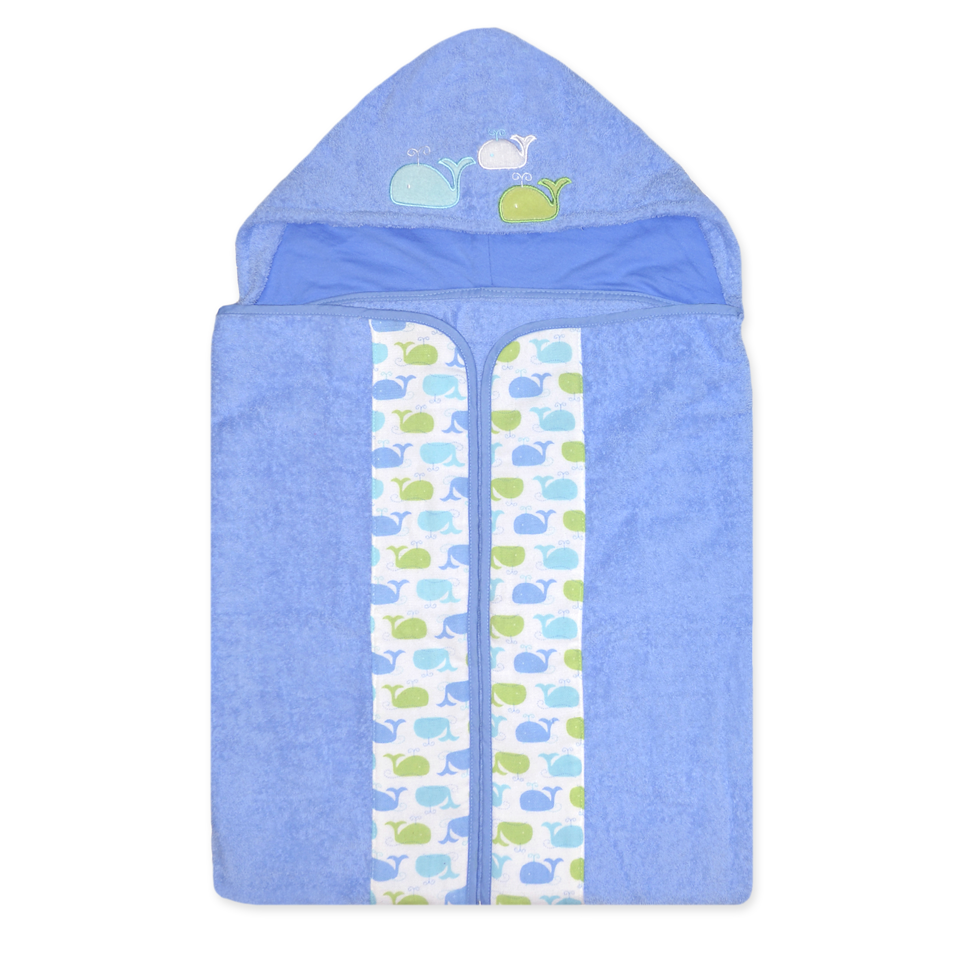 Just Born® Hooded Bath Wrap