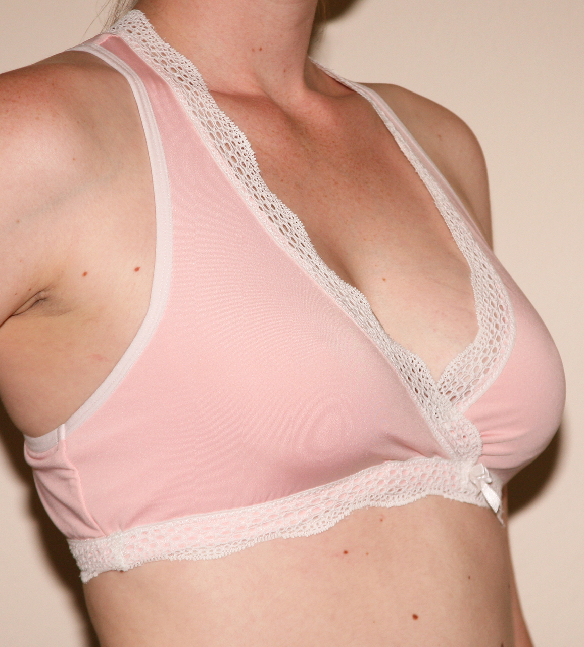 Josie Sleep'in Beauty Nursing Bra from The Dairy Fairy