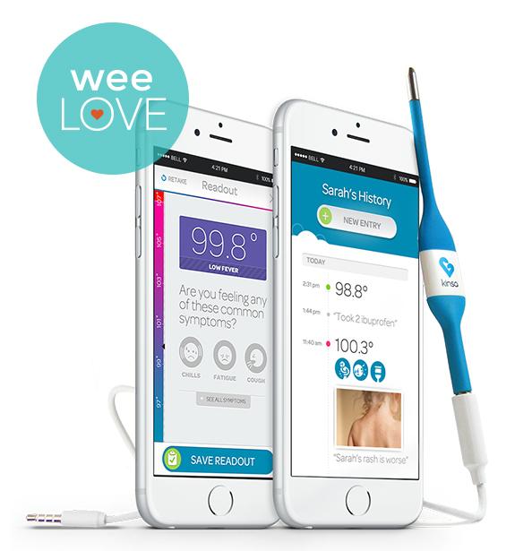 Kinsa Smartphone Thermometer