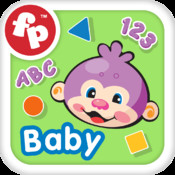 Laugh & Learn Learning Letters Monkey App