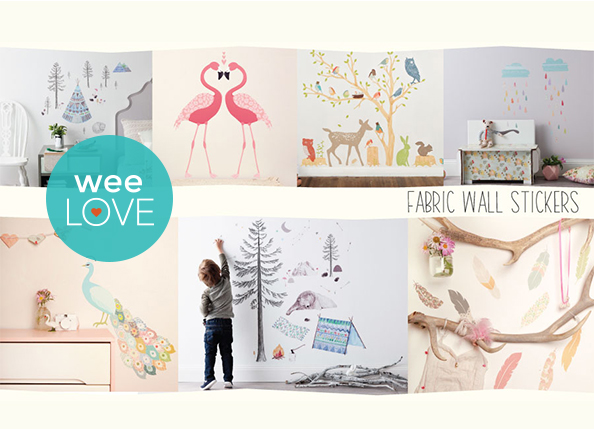 Love Mae Wall Decals