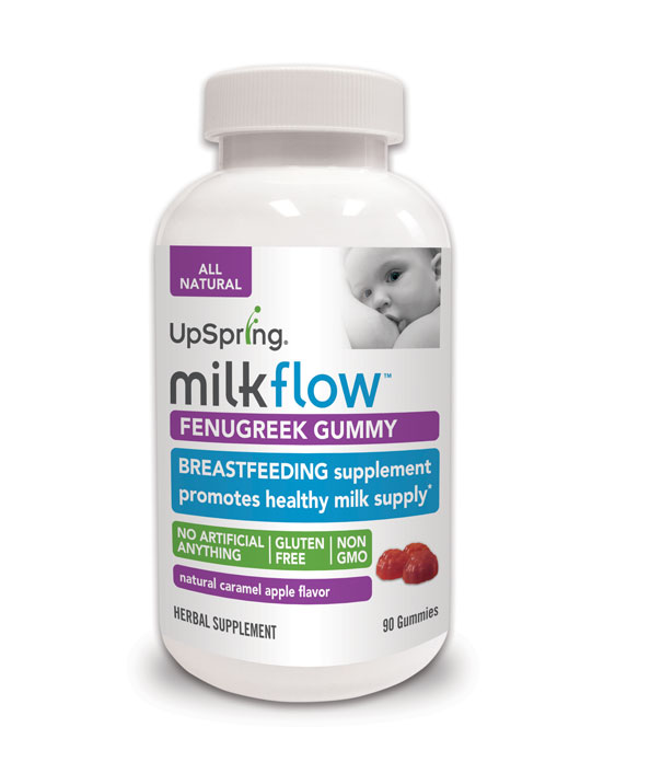 Milkflow Fenugreek Gummy