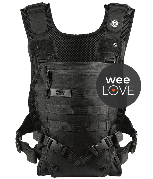 Mission Critical Baby Carrier Reviews