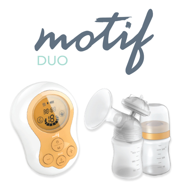 Motif Duo Breast Pump