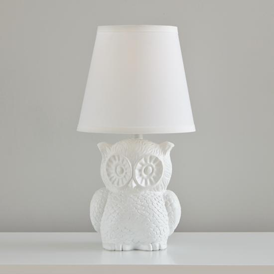 Land of Nod Not So Nocturnal Table Lamp
