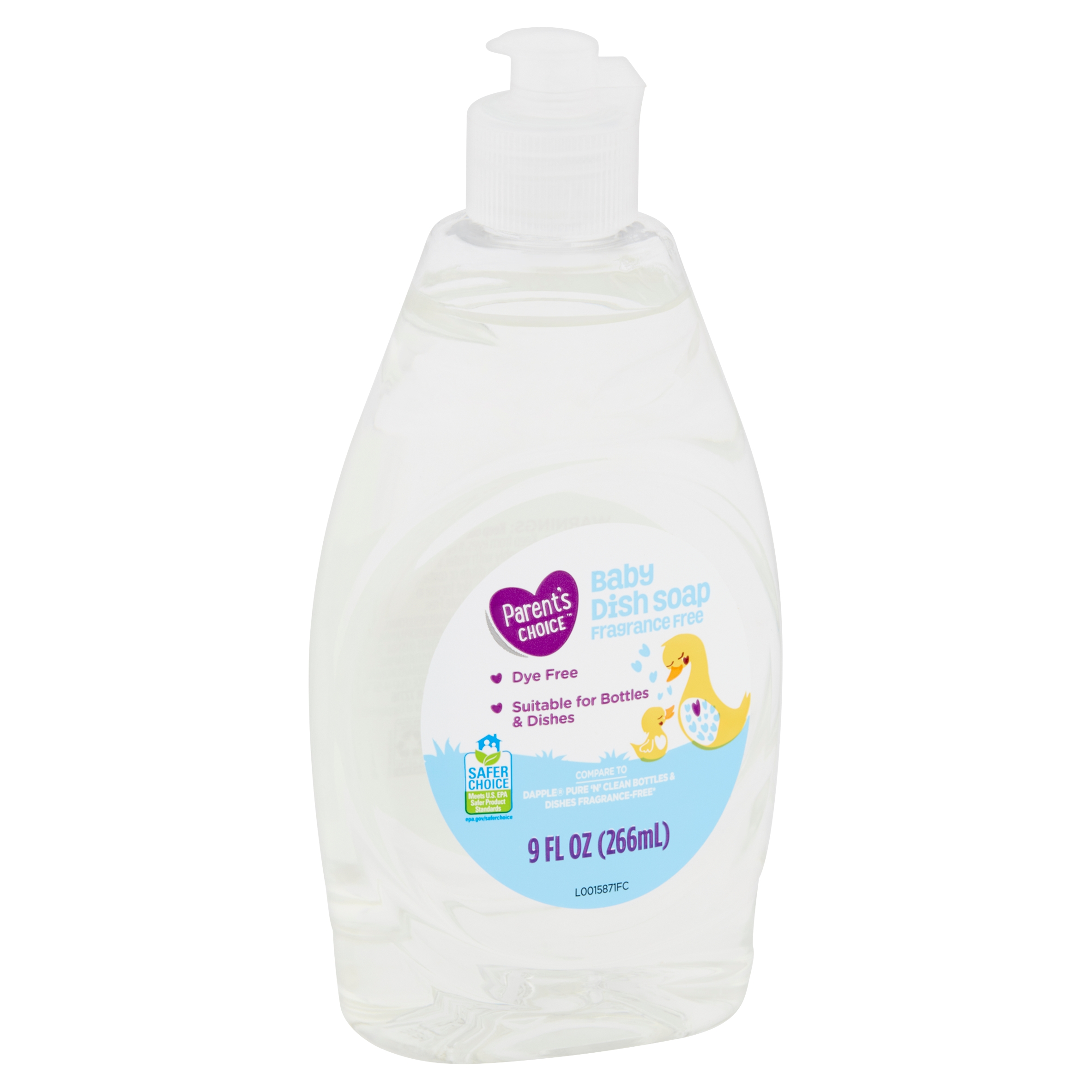 Parents Choice Bottle Detergent