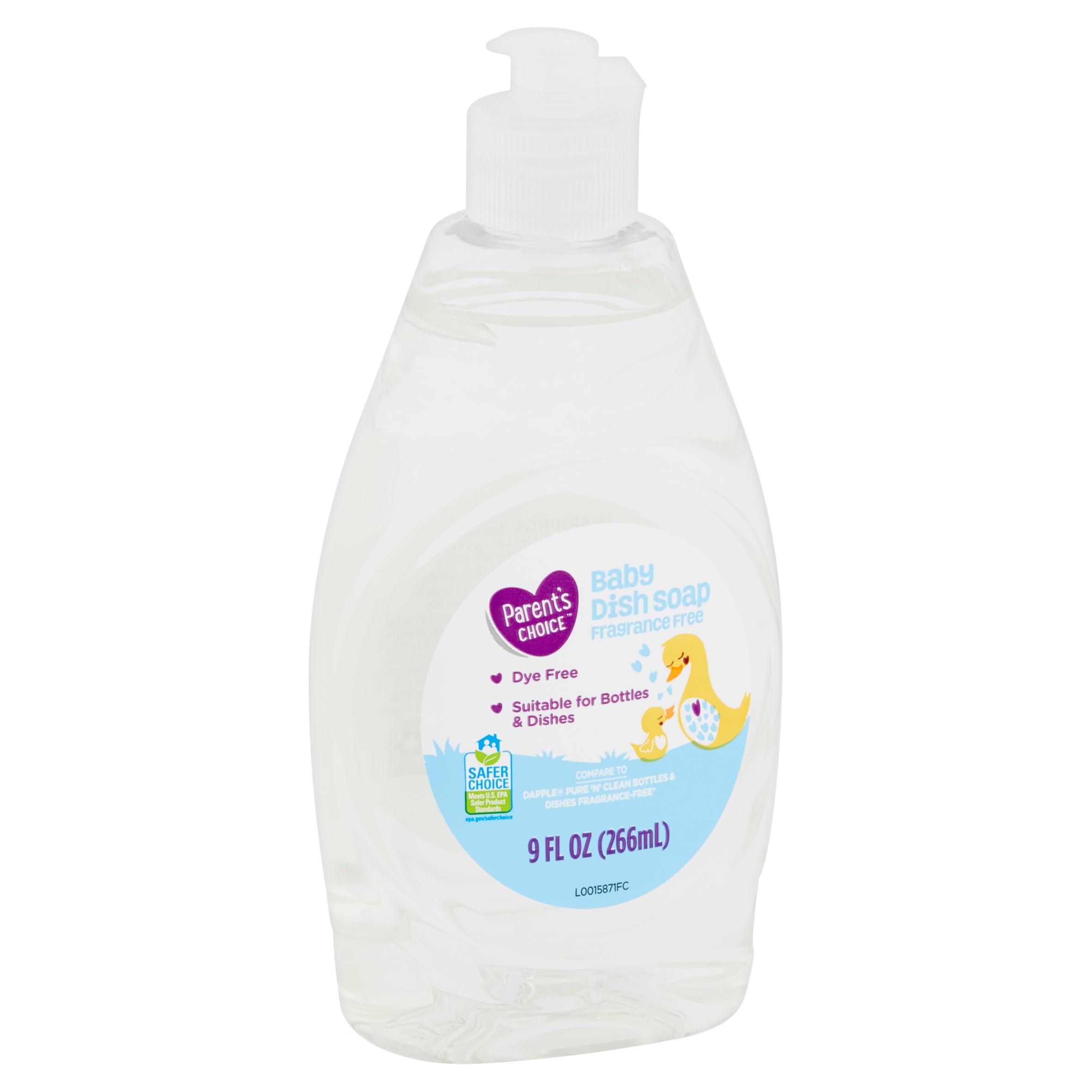 Parents Choice Bottle Detergent
