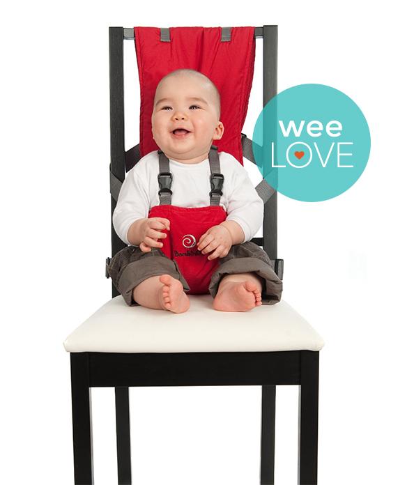 BambinOz Porta Chair Travel High Chair