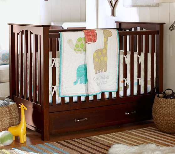 Pottery Barn Crib Set
