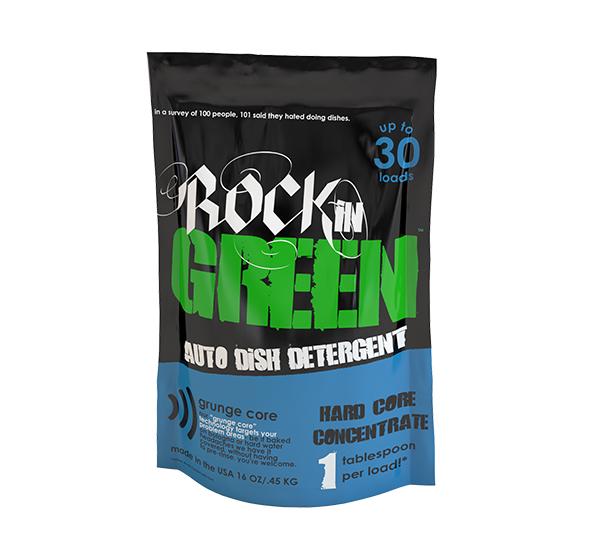 Rockin' Green Laundry Soap