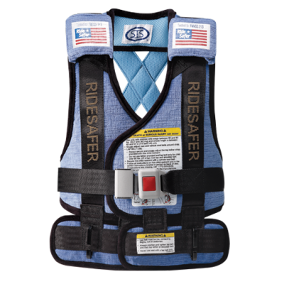 Safe Traffic System Ride Safer 3 Travel Vest