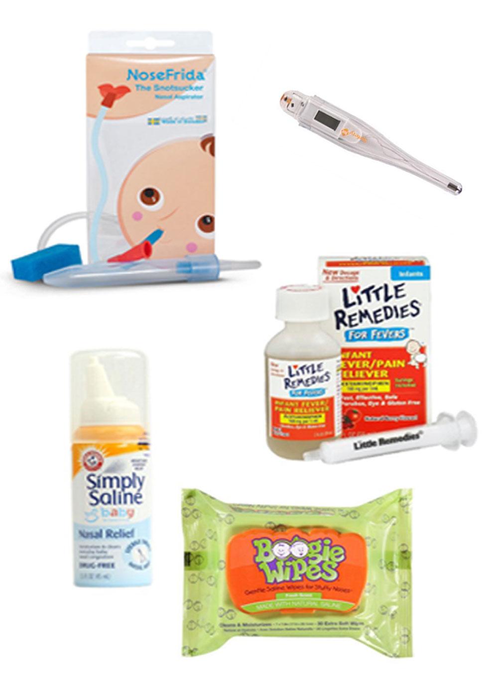 Sick Baby Basics