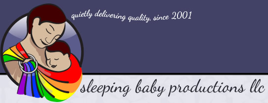 Sleeping Baby Productions Sling Rings