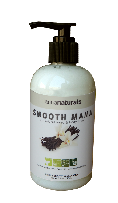 Anna Naturals Smooth Mama Lotion