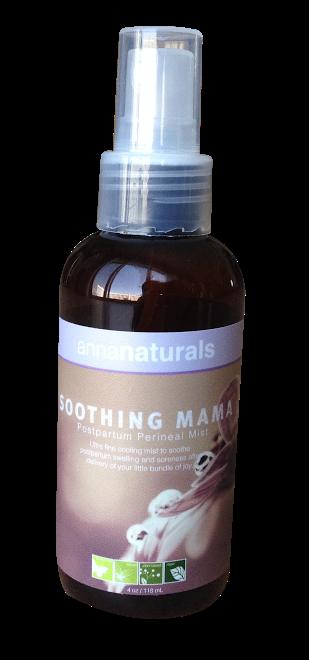 Anna Naturals Soothing Mama Natural Healing Mist