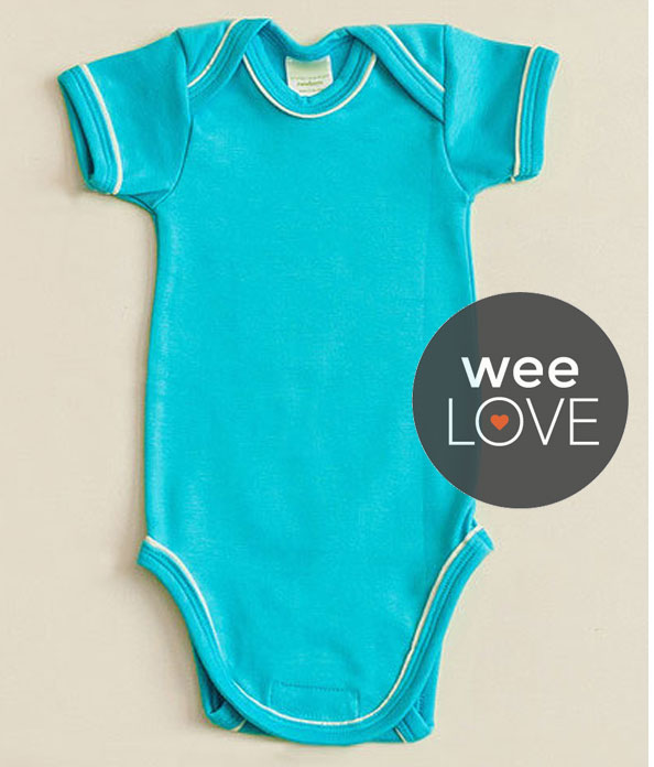 SweatyBaby Organic Performance Bodysuits