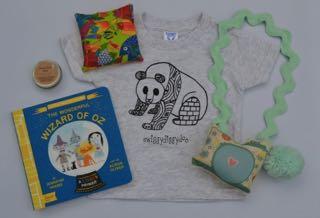 Swiggydiggydoo Monthly Box