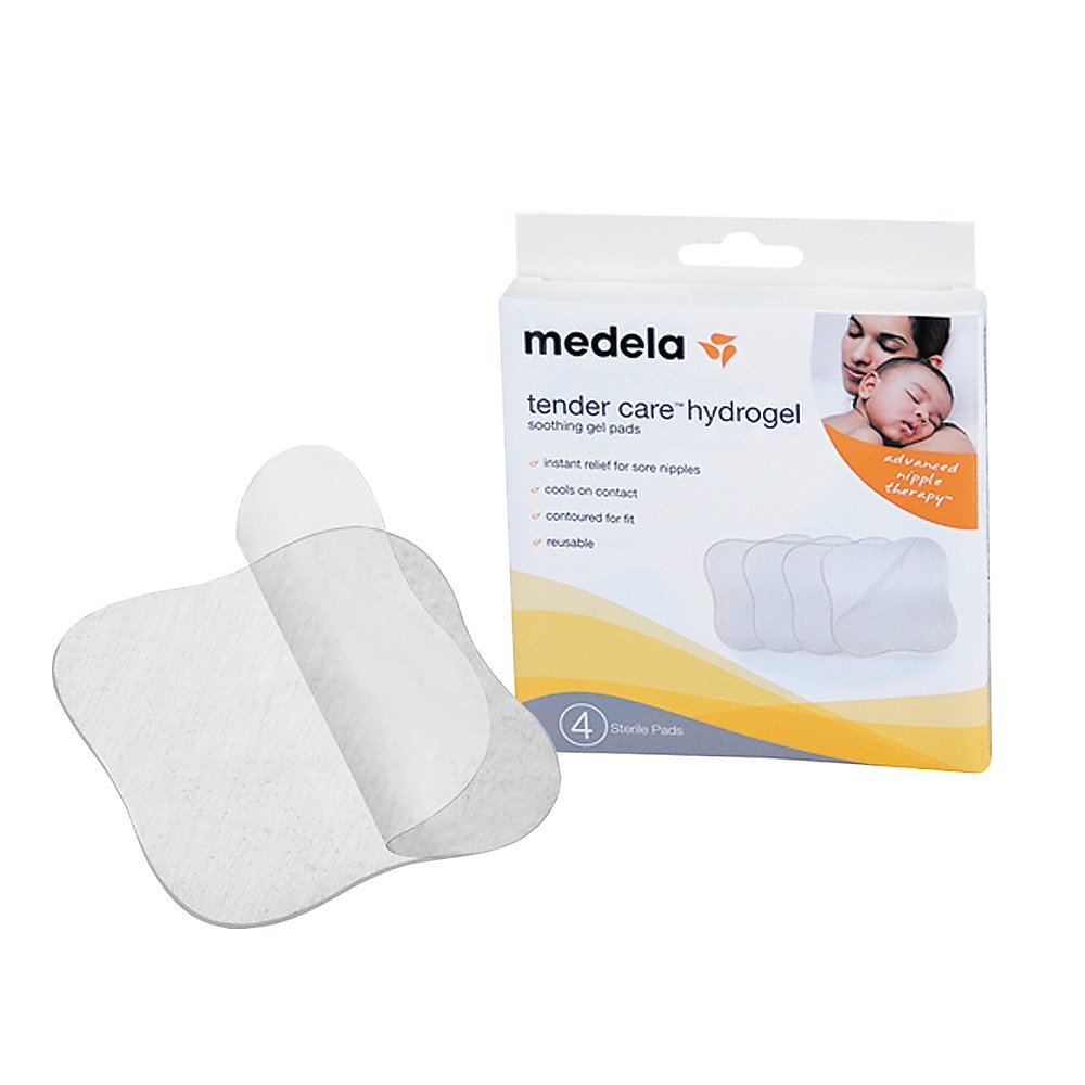 Tender Care Hydrogel Nursing Pads